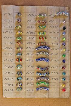 Venetian Sample Card