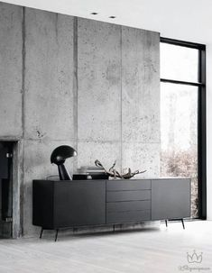 An interior design service tailored to you. BoConcept is a Danish furniture store that turns houses into modern homes. Browse our designer furniture. Interior Design Inspiration, Home Interior Design, Interior Styling, Interior Architecture, Luxury Interior, Interior Modern, Beton Design, Concrete Design, Concrete Walls