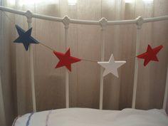 Wooden Star's Bunting - Folksy