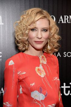 """Cate Blanchett attends the Giorgio Armani and Cinema Society screening of Sony Pictures Classics' """"Truth"""" at Museum of Modern Art in New York City. Description from tomandlorenzo.com. I searched for this on bing.com/images"""