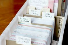 Project Life ~ Basic Organization » Findingnana