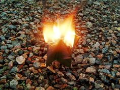 Duct Tape as a Fire Starter? | Basic survival skills at survivallife.com #survivalskills #survivaltips #offgridsurvival