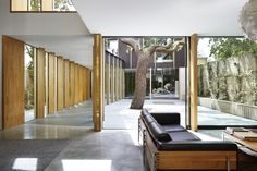 Image 8 of 22 from gallery of Pear Tree House / Edgley Design. Photograph by Jack Hobhouse