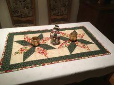 Weihnachten Läufer Decke