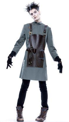 Steampunk Mad Scientist Costume