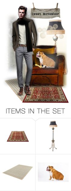 """Movember In November"" by jcmp ❤ liked on Polyvore featuring art and Movember"