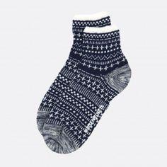 cozy socks for winter.