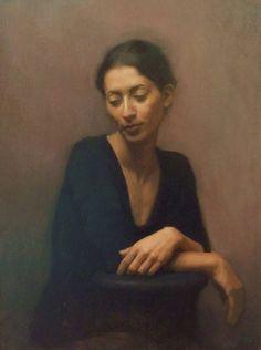 Jesus Emmanuel Villarreal, Paintings, Portraits, Still-Life, Drawings, Art Classes in Connecticut-Ronnie