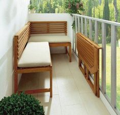 Balcony furniture for a narrow balcony Unique Balcony Furniture For Small Balcony Fresh Home is grea Narrow Balcony, Small Balcony Design, Small Balcony Decor, Tiny Balcony, Small Apartment Design, Apartment Balcony Decorating, Apartment Balconies, Cool Apartments, Small Patio