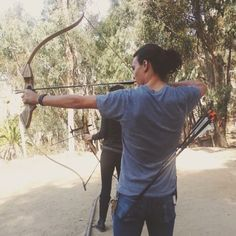 An excellent morning #shooting #archery with my brother @marzattakz  #brothers #family #bonding #recurvebow #Padgram