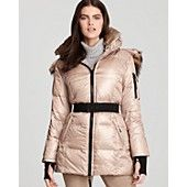 SAM. Aspen Quilted Jacket with Detachable Hood
