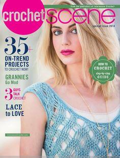 Crochetscene Special Issue 2014 - 紫苏 - 紫苏的博客