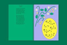 프리즘오브 13호 <마담 프루스트의 비밀정원> :: 텀블벅 Magazine Layout Design, Book Design Layout, Book Cover Design, Web Design, Page Design, Print Design, Graphic Design Posters, Graphic Design Inspiration, Lettering