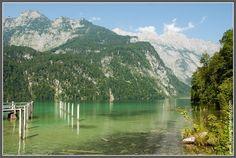 Lago del Rey - Konigssee (Alemania)
