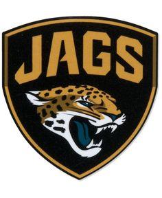 Jacksonville Jaguars Historic Logo Women's Sports Luxe Purse - Black