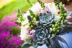 Kristen & Todd {Bodega Bay} Succulents {So Eventful}