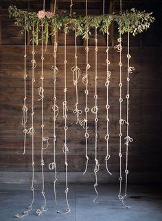 10 Great Wedding backdrop DIY