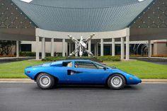 #Lamborghini #Countach #LP400