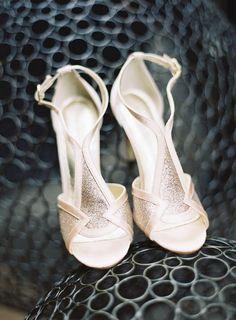 Wedding shoes. Photography: Brett Heidebrecht - www.brettheidebrecht.com