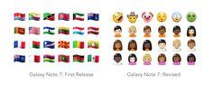 Samsung's Biggest Ever Emoji Update