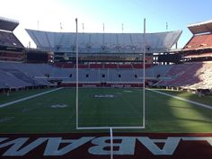 Bryant-Denny, home of the champions!