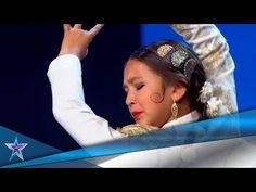 Tiene 9 AÑOS y es una DEDICADA BAILARINA de FLAMENCO   Audiciones 6   Got Talent España 5 (2019) - YouTube Spain, Seasons, Dance, Youtube, Instagram, Hair Styles, Beauty, Flamenco Dancers, Dancing Girls