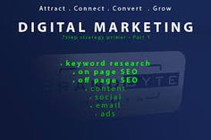 #PPC, #SEO & Social, Creative, Optimization & Analytics. We bring multiple channels of #digitalmarketing together to create the perfect digital journey.