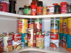 52 Different Ways to Save $100 Per Year: Eat From the Pantry {Week 50} - Money Saving Mom®