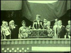 "This day in News History: June 26, 1963: President John F. Kennedy declared ""Ich bin ein Berliner"" during a speech in West Berlin."