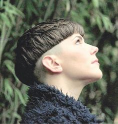 Absolutely heavenly bowlcut