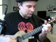 Cripple Creek bluegrass banjo style ukulele