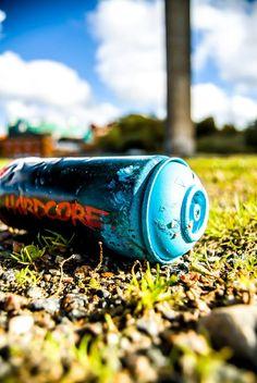 Hardcore! Cool closeup att a graffiti  contest!!