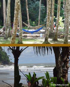 Hammocks, Pick One, Beach Photos, Snorkeling, Beautiful Beaches, Costa Rica, Surfing, Earth, Country