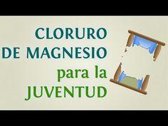 Cómo tomar el cloruro de magnesio para mantenerse joven por más tiempo: Preparación y consumo - YouTube