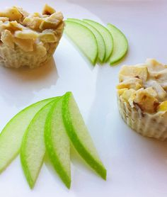 Grazed and Enthused | Apple Pie Coconut Butter Treats [AIP/21DSD Friendly]