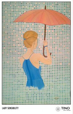 The sensibility of a woman has no price.  Women can express so much at once.  Sometime it's just about a glance.  #art #painting #feeling #sensibility #glamour http://www.facebook.com/TinodenWeiss