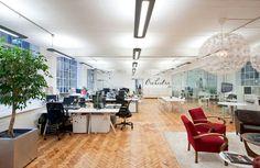 Great office floor