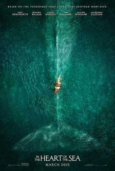 Dalla storia vera da cui Herman Melville ha preso spunto per il capolavoro #MobyDick #RonHoward ha tratto In the Heart of the Sea, con Chris Hemsworth.