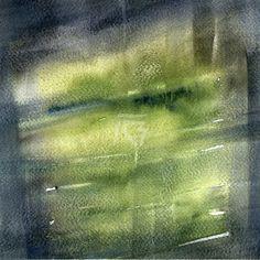 GRISAZUR: Acuarela sobre papel, 20x20 cm.Nov. 11, 2015
