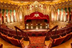 Fox Theatre #Detroit by John Clark #YourNEWDetroit