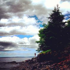 Acadia National Park - Bar Harbor, Me