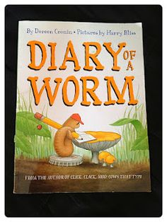 Activities for Diary of A Worm