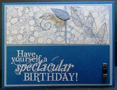 card by Nancy Young on Club Scrap Galleria, using 10/11 kit Comfort Zone