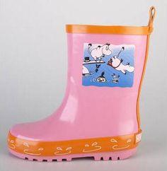 Moomin boots