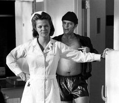 Jack shows nurse Ratchet all the respect she deserves. The wonderful Louise Fletcher and Nicholson in the brilliant One flew over the Cuckoos nest by Best Actress, Best Actor, Einstein, Louise Fletcher, Gena Rowlands, Ken Kesey, Marcello Mastroianni, Faye Dunaway, Movie Shots