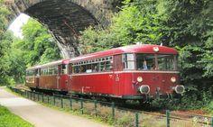 RuhrtalBahn - RuhrtalBahn: Schienenbus-Erlebnis mit Hin- und Rückfahrt für 1 oder 2 Personen mit der RuhrtalBahn