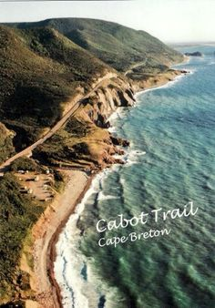 The Cabot Trail cool places I've been