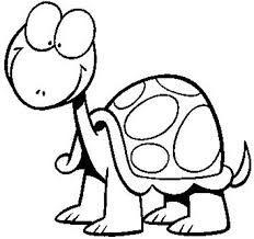 Resultado de imagen para tortuga para colorear