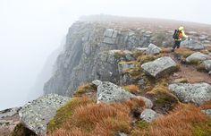 Clifftops of Lochnagar, Scotland