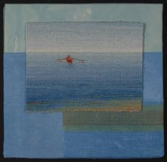 Selected Tapestries: 2013 -- In which  -I try to recover from four years of weaving text  -and wish I had remembered to photograph all the little tapestries that are already gone